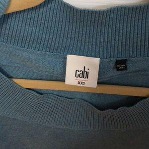 CAbi Tops - CAbi Cornflower Blue Top